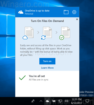 Onedrive Placeholders Sync On Demand