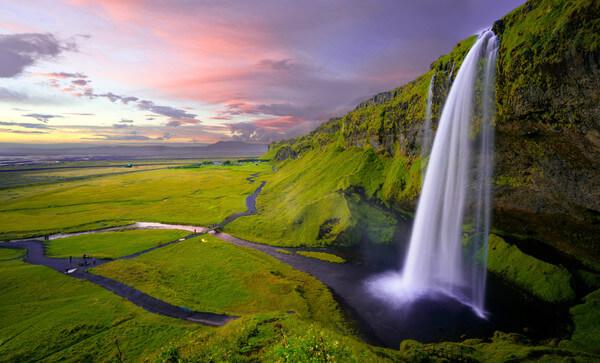 Rlukeman Waterfall