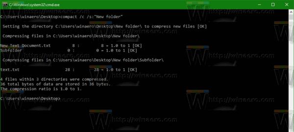 Compress Folder With Subfolders Windows 10