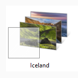 Download Iceland theme for Windows 10, 8 and 7