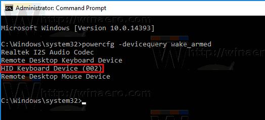 Windows 10 Usb Keyboard In The List