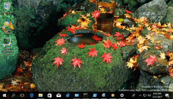 Autumn Color In Japan Theme 3