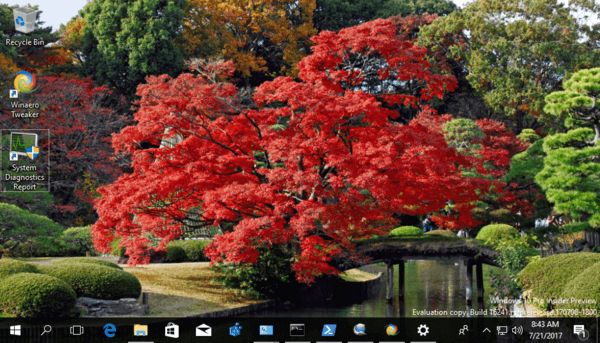 Autumn Color In Japan Theme 4