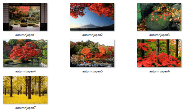 download autumn color in japan theme for windows 10 8 and 7