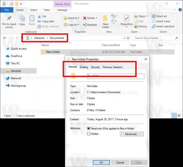 How to Change Folder Icon in Windows 10