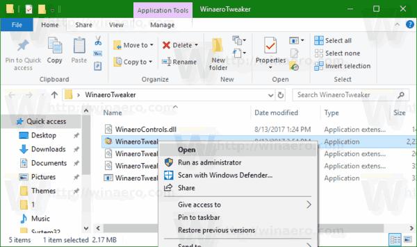 Windows 10 Remove Pin To Start Context Menu