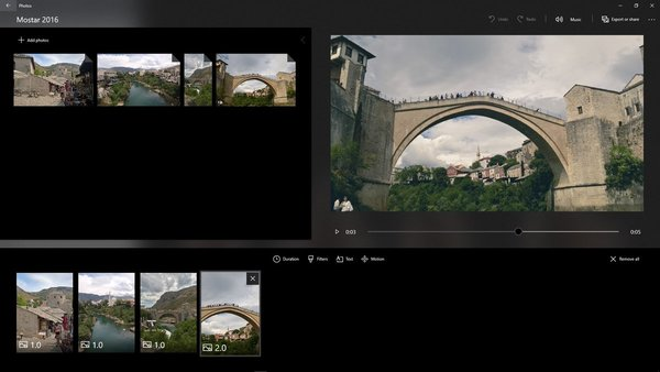 Windows 10 Photos App Improved