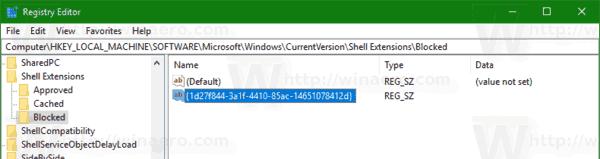Windows 10 Remove Troubleshoot Compatibility Menu