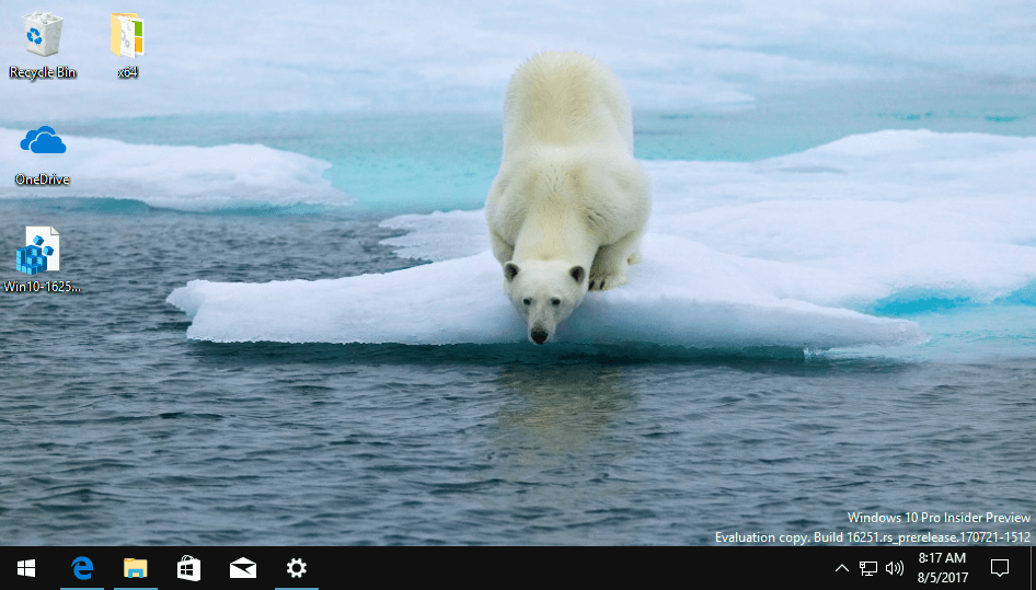 Polar Bears Themepack 1
