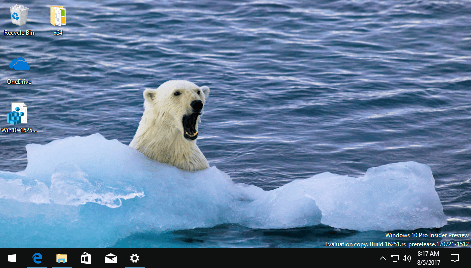 Polar Bears Themepack 3