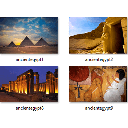 Download Ancient Egypt theme for Windows 10, 8 and 7