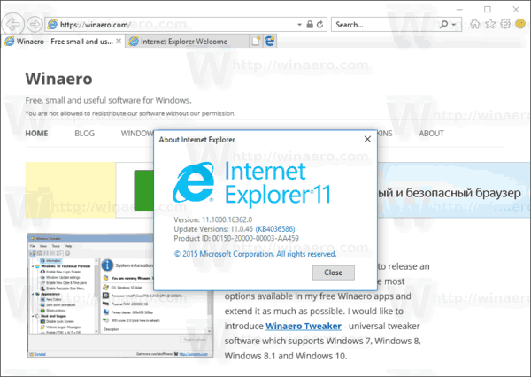 internet explorer 11 windows 10 not opening