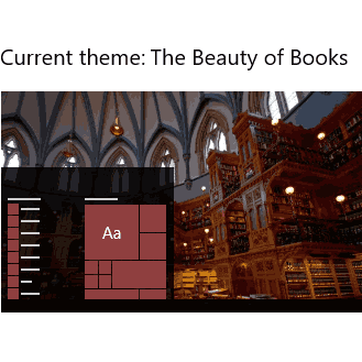 Download The Beauty of Books theme for Windows 10, 8 and 7