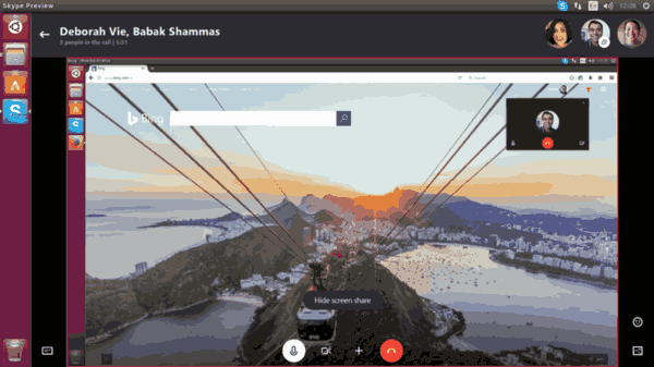 Skype For Linux Screen Sharing