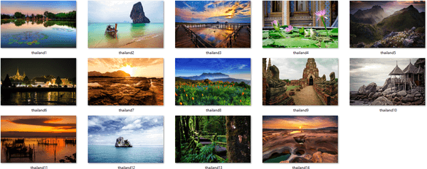 Thailand Themepack Wallpapers