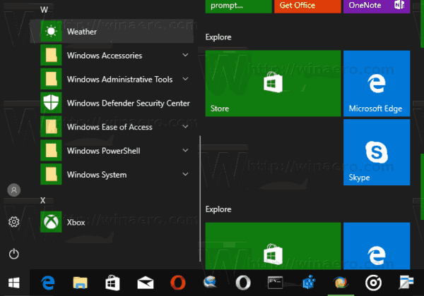 Msn Weather App Windows 10
