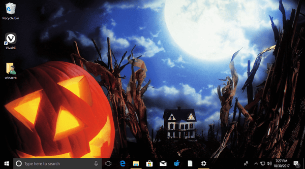 Halloween Themepack 4