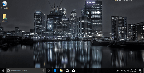 Download london architecture theme for windows 10 8 and 7 for Windows 7 architecture