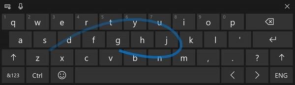 17040 Keyboard