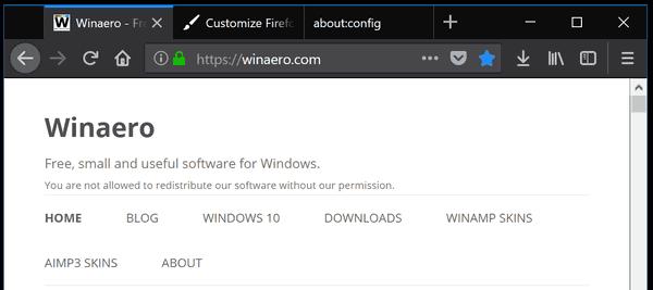 Enable HiDPI Scaling In Firefox