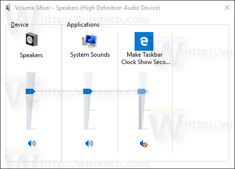 Muted Tab Edge Windows 10