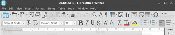 Libreoffice Hidpi Icon Theme Linux
