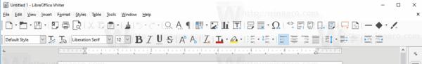 Libreoffice Hidpi Icon Theme