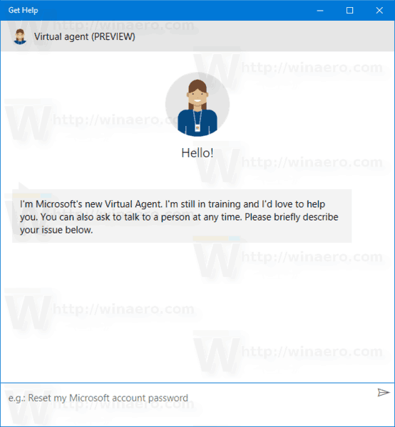 Uninstall and Remove Get Help in Windows 10
