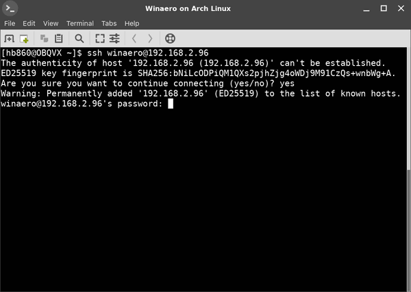 How to Enable OpenSSH Server in Windows 10