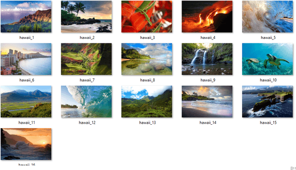 Hawaii Themepack Wallpapers