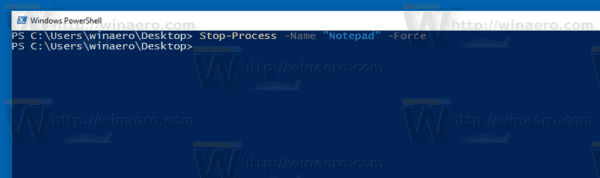 How to Kill a Process in Windows 10
