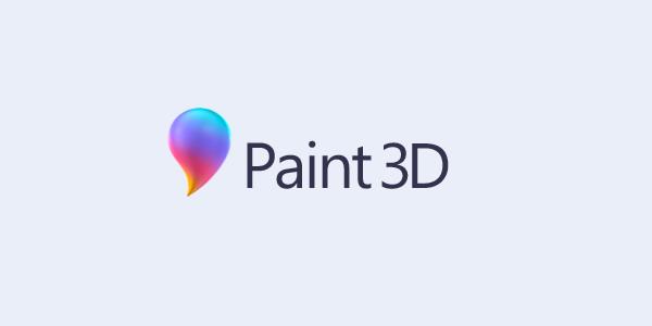 Paint 3d Logo