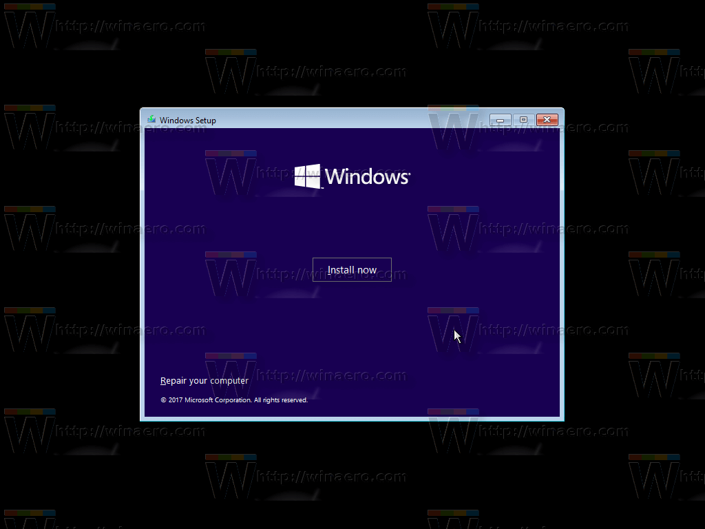 Windows 10 Clean Install 2