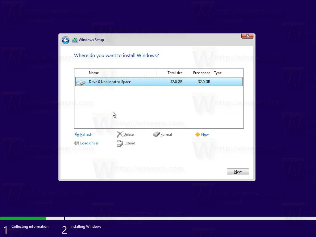 Windows 10 Clean Install 7