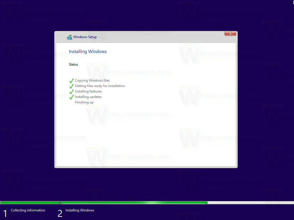 Windows 10 Clean Install 9