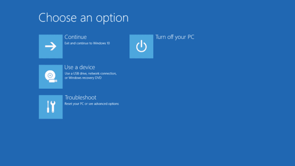 How to Boot from USB Drive in Windows 10
