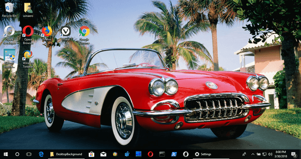 Classic Sports Car Themepack 2