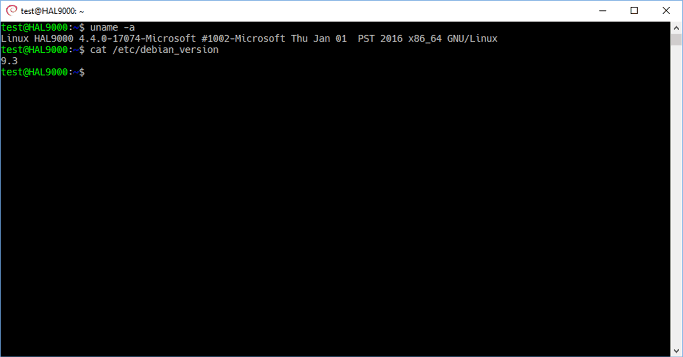 Command Line and WSL Improvements in Windows 10 Version 1803
