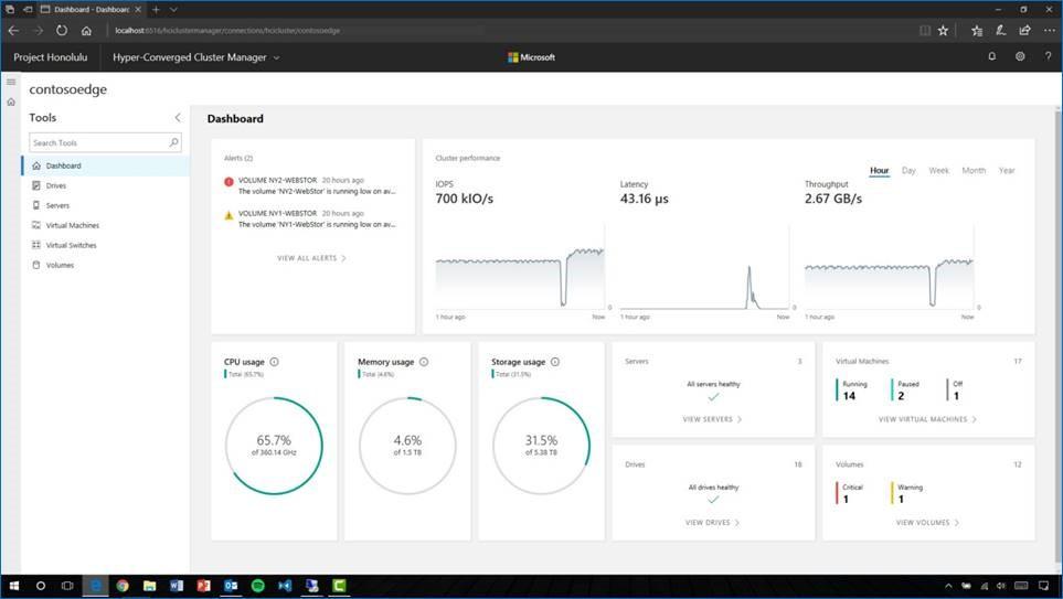 Hci Server 2019