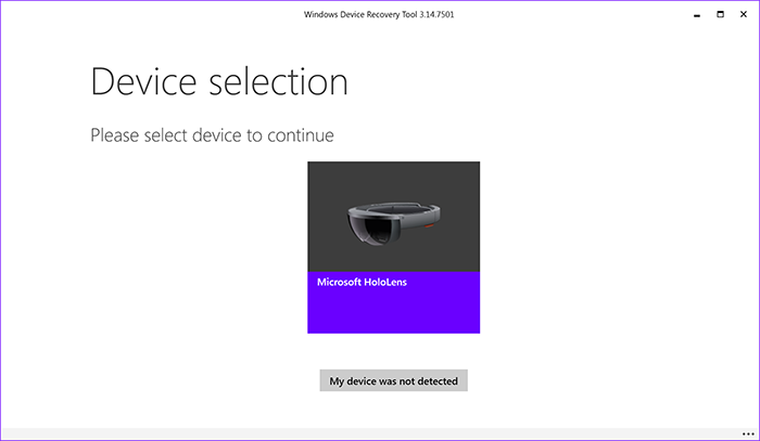 Hololens Rs4preview 2