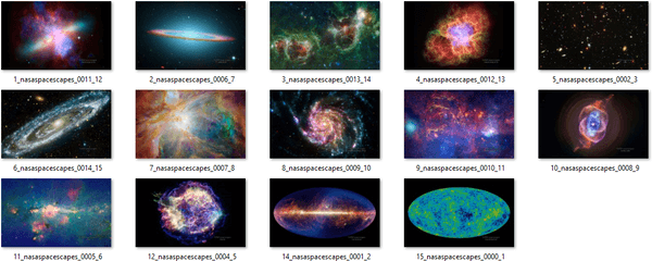 Nasa Spacescapes Themepack Wallpapers