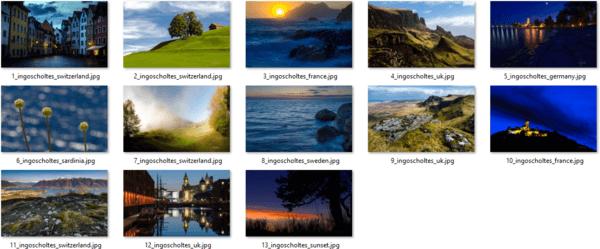 Scenic Europe Themepack Wallpapers