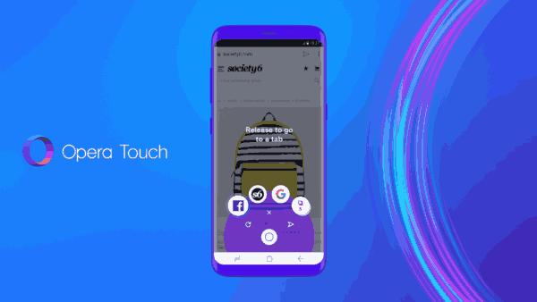 FAB Opera Touch