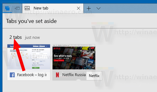 Tab Label In Tab Group Microsoft Edge