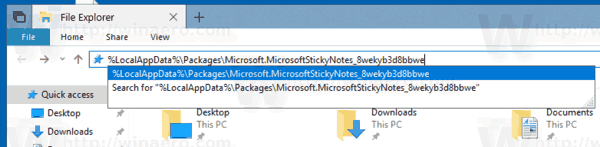 Backup Sticky Notes 1