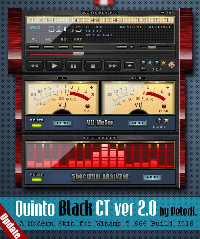 Quinto Black CT V2