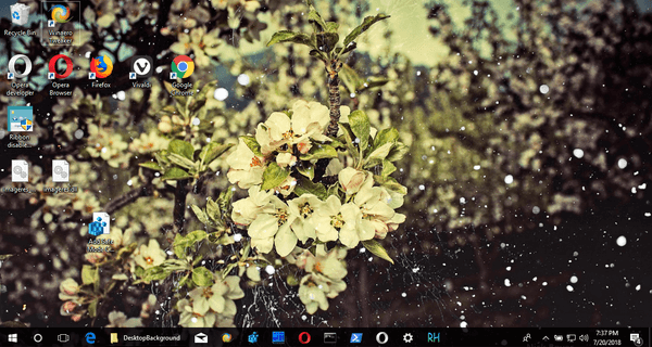 Download Light and Dark 2 theme for Windows 10, 8 and 7