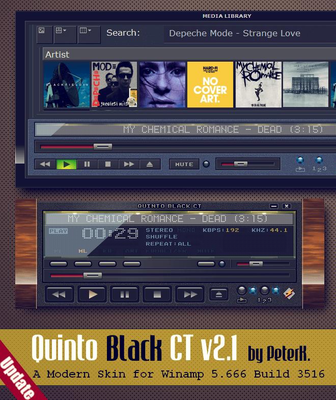 Quinto Black 2.1