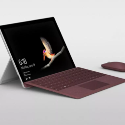 Download Surface Go Stock Wallpaper