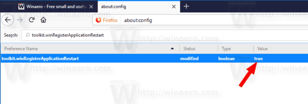 Firefox Start Automatically